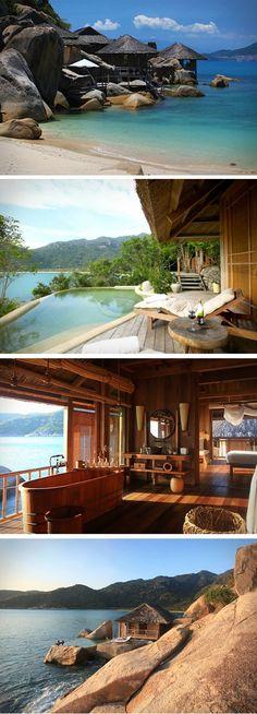 Resort & Spa Six Senses - Journal du Design