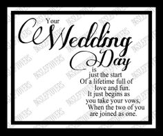 Wedding Titles … | Pinteres…