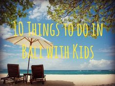 You want to know what to do on vacation in Bali with kids? Ask someone who lives with kids in Bali, of course. Here's the top ten! Toddler Travel, Travel With Kids, Family Travel, Bali Travel Guide, Asia Travel, Travel Ideas, Bali Places To Visit, Bali With Kids, Holiday In Singapore