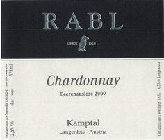 Dessert Wine.  2009 Rabl Chardonnay Beerenauslese 375 mL *** You can find more details at http://www.amazon.com/gp/product/B00JDOLAK8/?tag=wine3638-20&pno=160816124358