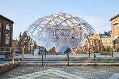 Dome of Visions by Kristoffer Tejlgaard and Benny Jepsen - Copenaghen