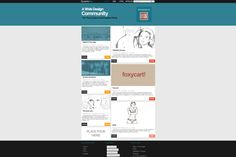 Dynamic Blox: A Web Design Community For The Curious And Creative Mind... http://dynamicblox.com/