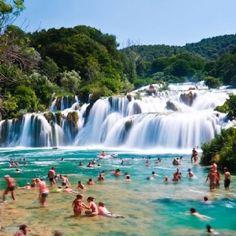 Krka National Park, Croatia - photo by Sergiu Bacioiu