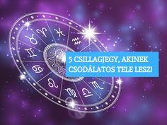 Téli horoszkóp: 5 csillagjegy, akinek csodálatos tele lesz! Today Horoscope, Weekly Horoscope, Your Horoscope, Scary Dreams, What Is Health, Love Astrology, What Is The Secret, Relationship Problems, Relationships