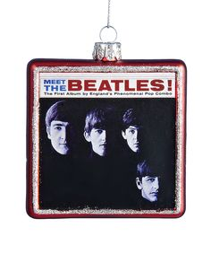 Look what I found on #zulily! Meet the Beatles! Album Cover Ornament by The Beatles #zulilyfinds