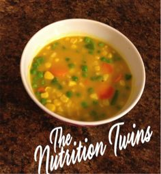 2-Step Creamy Butternut Squash & VEGGIE WEIGHT LOSS SOUP! | Delicious! |  168 Calories per satisfying serving! | For MORE HEALTHY, DELICIOUS RECIPES, please SIGN UP for our FREE NEWSLETTER www.NutritionTwins.com