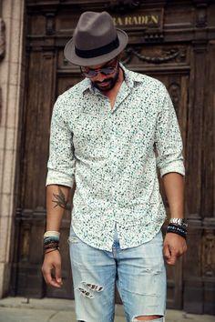 » bohemian men » bohemian style »