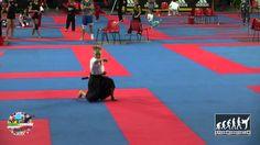 Jesse Jane McParland (IRL) Junior WAKO World Championships 2014