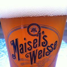 Maisel's Weisse Wheat Beer, All Beer, Pint Glass, This Is Us, Beverage, Foods, Random, Amazing, Instagram