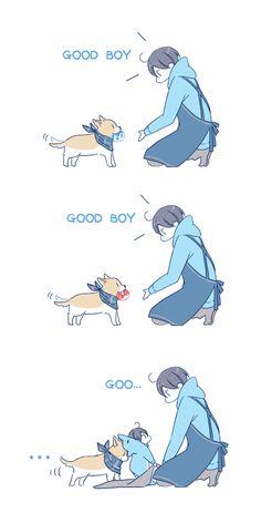 Good boy ... Drawn by JUSTIS ... Free! - Iwatobi Swim Club, free!, iwatobi…