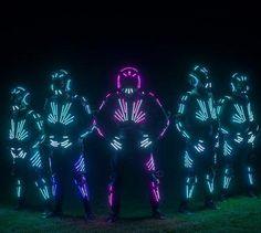 LED Energy Dance - LED Dancers | UK