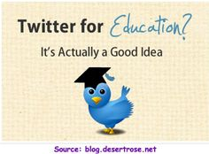 10 Ways Teachers Can Make The Best of Twitter ~ Educational Technology and Mobile Learning