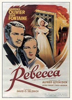 Rebecca - such a great movie!