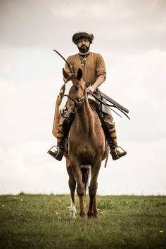 Slavic Horseback Archer, X cent.