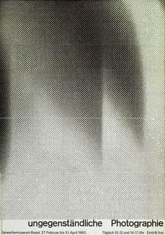 Emil Ruder,ungegenständliche Photographie1960