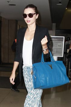 Effortless - Gorgeous Blue Bag