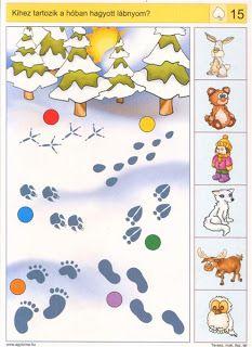Idea for children's nature activity book Pre K Activities, Printable Activities For Kids, Fun Worksheets, Brain Activities, Montessori Activities, Emotions Preschool, Preschool Education, Educational Games For Kids, Kids Learning