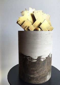 Amazing concrete buttercream.