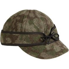 Lil' Stormy Kromer Cap Stormy Kromer, Duluth Pack, Camo Hats, Baby Drawing, Camo Baby Stuff, Camouflage, Wool Blend, Flannel, Infant