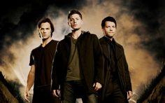 Favorite TV Bromance 2014: Sam, Dean & Castiel, Supernatural.