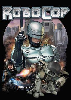 Action Movie Poster, Movie Poster Art, Action Movies, Iconic Movies, Sci Fi Movies, Classic Movies, Iconic Characters, Comic Books Art, Comic Art