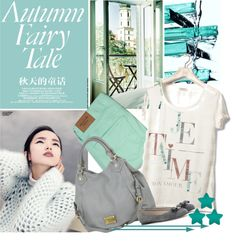 """""""Je t'aime"""" by missz ❤ liked on Polyvore"""