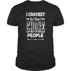 I #CROCHET SO I DON'T CHOKE PEOPLE T SHIRT, Order HERE ==> https://www.sunfrogshirts.com/Birth-Years/125352262-726510847.html?58114, Please tag & share with your friends who would love it, sewing diy, flower gardening, gardening layout #feuerwehr #posters #kids  #crochet doilies, crochet shawl, crochet scarf  #weddings #women #running #swimming #workouts #cooking #receipe