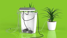 The Greenhouse Just Got Smarter | Yanko Design