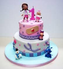 tortas de doctora juguetes - Buscar con Google