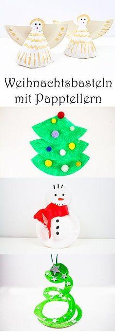 Die 150 Besten Bilder Von Weihnachten Basteln Mit Kindern In 2018