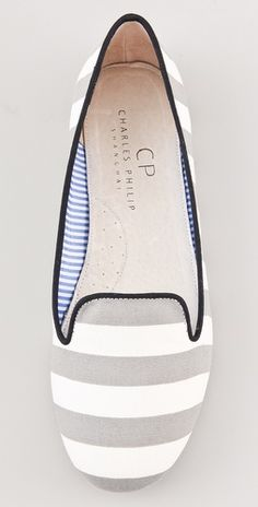 I'm obsessed with this new line of flats! I wonder if DB shoes has any similar options...