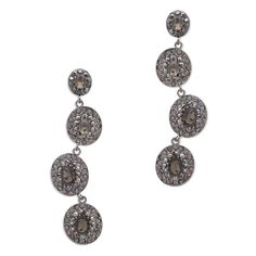Chelsea Earrings - Scintillating & smoking hot these fabulous beauties are perfect for a night out & dress down beautifully.