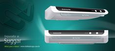 design for a new air purifier, home appliance