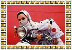 Credit: Hassan Hajjaj/Taymour Grahne Gallery, NY Rider Culture Art and design Photography The motorbike girl gangs of Morocco – in pictures