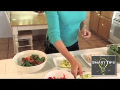 Smart Tips - Add Healthy Foods To Your Diet by JJ Virgin - YouTube