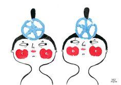 Apple Cheeks - Joana Rosa Bragança