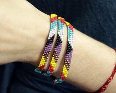 loom beaded bracelets