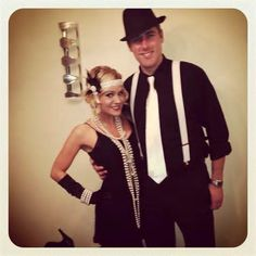 Roaring 20's costumes | Halloween costumes ideas | Pinterest