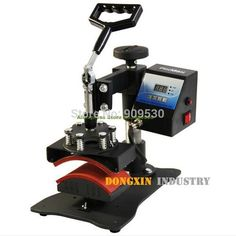 89.10$  Buy now - http://alii0h.worldwells.pw/go.php?t=32640332121 - Heat Press Machine DX-0901 Multicolor hat sublimation heat transfer machine Printing transfer machine for hat 89.10$