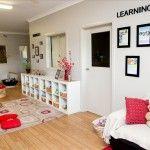 Cor's daycare centre in Australia