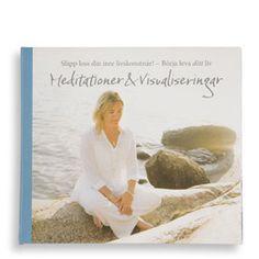 Dubbel-cd Släpp loss din inre livskonstnär! - Börja leva DITT liv, Meditationer & visualiseringar. (c) Kreativ Insikt.