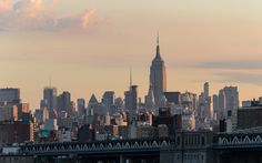 New York - Sunrise - http://flic.kr/p/FPDaEi