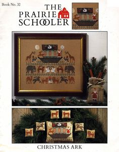 Book No.32_Christmas Ark_1/4