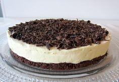 Herkkuja leipomassa: Valkosuklaa-Baileys juustokakku/ White Chocolate-B...