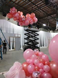 Balloon Wall, Balloons, Balloon Decorations, Bliss, Backdrops, Chandelier, Organic, Ceiling Lights, Party