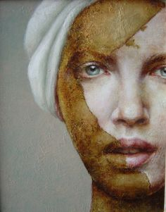 Pam Hawkes | British portrait painter