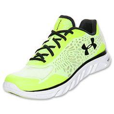 Men's Under Armour Spine Lazer Running Shoes | Ummmmm LOVE!!! #UAWishList