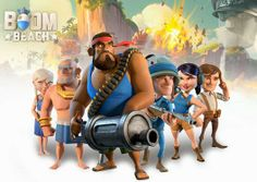 Games Like Boom Beach: Check Our list of recommendations below for games similar to Boom Beach. http://www.findmesimilar.com/2014/06/games-like-boom-beach.html