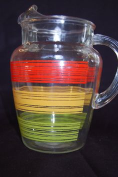 Vintage Pitcher by EverybodyHadOne on Etsy, $22.00