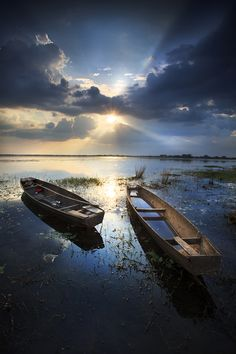 """Fishing boat."" by Hinokami Akira"